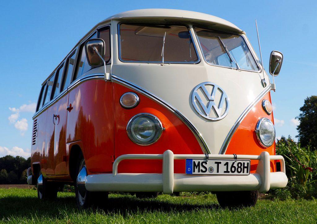 Unser VW T1 de Luxe