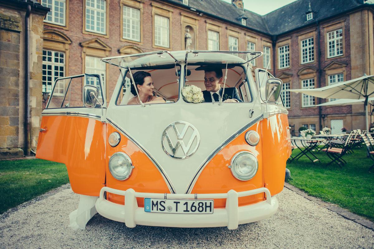 Hochzeitsbulli VWT1: Fotograf Guido Kirchner