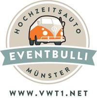 VWT1 als Hochzeitsauto und Eventbulli in Münster mieten